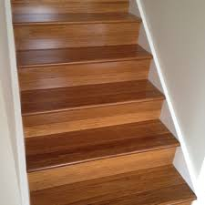 Laminate Floor Stair Nosing Bamboo Stair Nose Bamboo Staircase For Natural Home Look
