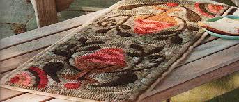 folk u0027n u0027 fiber primitive rug hooking