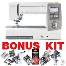 Horizon 8900qcp Sewing Machine