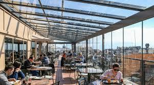 vitrage toiture veranda extension de l u0027espace de vie fenêtre design véranda toiture