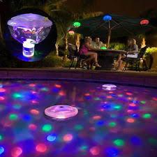 glow show aqua glow led underwater light show swimming pool disco party spa