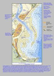 Europe Peninsulas Map Studland South Haven Peninsula Geology By Ian West