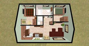 two bedroom house interior design house design and plans