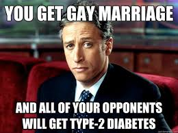 Funny Gay Guy Memes - the 20 best gay marriage memes yourtango