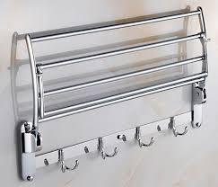 innovative fine bathroom towel bars mercer double towel bar