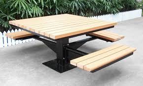 cosmos csptb u0026 csptbl square picnic tables