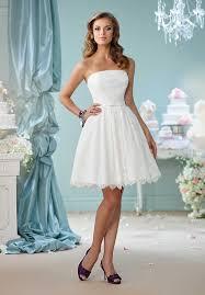 Short Wedding Dresses Simple Short Wedding Dresses Wedding Corners