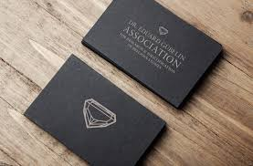 Luxury Business Cards Luxury Business Card Printing In Croydon Lion Printers