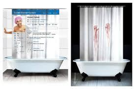supporto tenda doccia tende da doccia originali ecco come rendere unico il vostro bagno