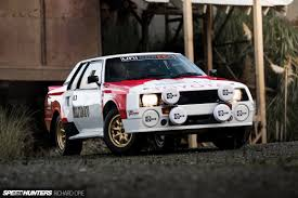 mitsubishi starion rally car bangshift com build your own group b race car that u0027s how this