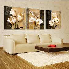 aliexpress com buy 3 free shipping cheap brown orchid modern art