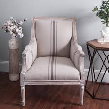 Accent Chairs Mckenna Stripe Accent Chair Kirklands