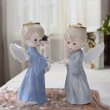 angel decorations for home european ceramic figure angel decorations home furnishing ornaments