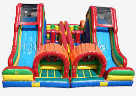 bouncy house rentals obstacle courses interactive jacksonville florida bounce
