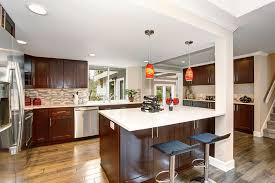 kitchen cabinets backsplash 53 high end contemporary kitchen designs with wood cabinets
