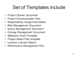 1 advanced project management project plan templates ghazala amin