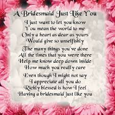 asking bridesmaids poems 21 best bridesmaid gifts images on bridesmaid gifts