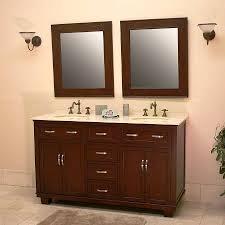 bathroom wonderful lowes double sink vanity for modern bathroom