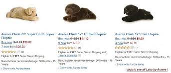 aurora stuffed animals men labrador retriever gifts com plush u0026 stuffed labradors