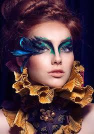 Professional Theatrical Makeup Best 25 Bird Makeup Ideas On Pinterest Theatrical Makeup Angel