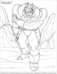 impactful dragon ball coloring pages printable cheap article
