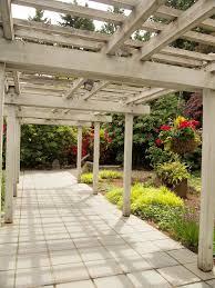 Rock Garden Bellevue by Bellevue Botanical Garden Path Passing The Rock Garden Mapio Net