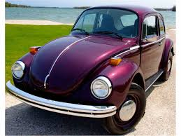 volkswagen beetle purple 1974 volkswagen super beetle for sale classiccars com cc 975463