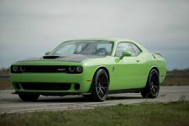 Dodge Challenger Srt - hennessey creates 1 032 horsepower dodge challenger srt hellcat