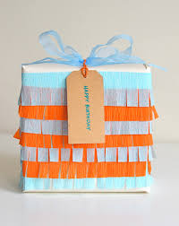 Tissue Paper Gift Wrap - gift wrapping ideas what you need to spice up your present giving