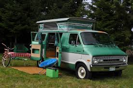 dodge work van 1971 dodge tradesman 200 camper van on ebay mopar blog
