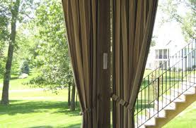 Sunbrella Outdoor Curtain Panels by Curtains Dreadful Black And White Striped Outdoor Curtains