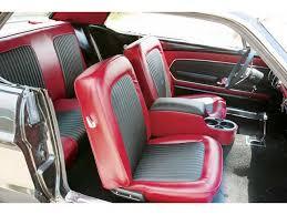 Tmi Interior Tmi Upholstery Interior Restoration Mustang U0026 Fords Magazine