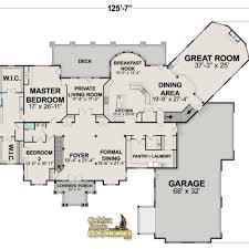 large home floor plans 38 large home floor plans craftsman plan 5 342 square 4