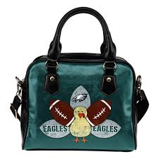thanksgiving philadelphia eagles shoulder handbags best
