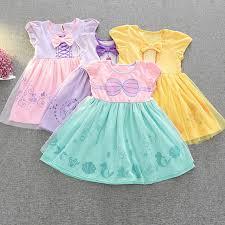 Fairy Halloween Costume Kids Aliexpress Buy Princess Belle Pattern Dress Fairy Tutu Mini