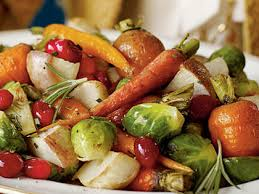 cranberry roasted winter vegetables recipe myrecipes