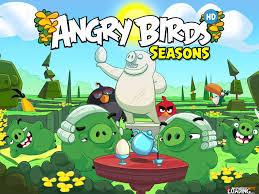 angry birds seasons marie hamtoinette update
