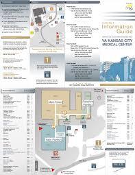 Ccu Campus Map Facility Map Kansas City Va Medical Center