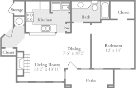 1 bedroom floor plans crowne oaks stylish apartments in winston