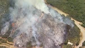 Wild Fires In Bc Right Now by Fires In Malibu Ca May 19 2017 Firefighters Battling Growing