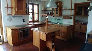vollholzküche vollholzküche inkl geräten in plankstadt küchenmöbel schränke