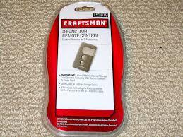 craftsman garage door opener app craftsman sears remote garage door opener 53879 139 53879 853cb