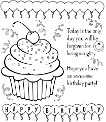 birthday card unique printable birthday cards color printable