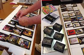 Trading Card Designer Reading Walter U0027s Head Designer Toy Awards U0027 Trading Cards By