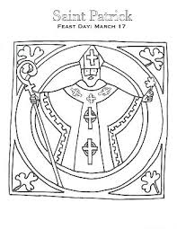 st patricks coloring pages a big pot of gold on st day coloring
