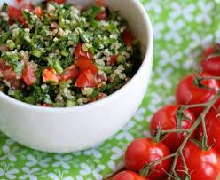 cuisine libanaise recette le vrai taboulé libanais recette de le vrai taboulé libanais