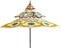 Patterned Patio Umbrellas The Top 10 Outdoor Patio And Pool Umbrellas