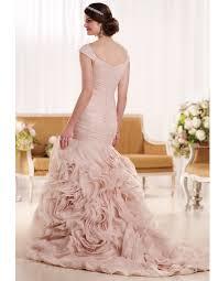 online shop 2016 blush pink wedding dresses cheap formal