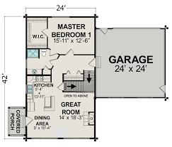 500 sq feet house plans