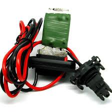 repair kit renault scenic ii heater blower fan resistor plus